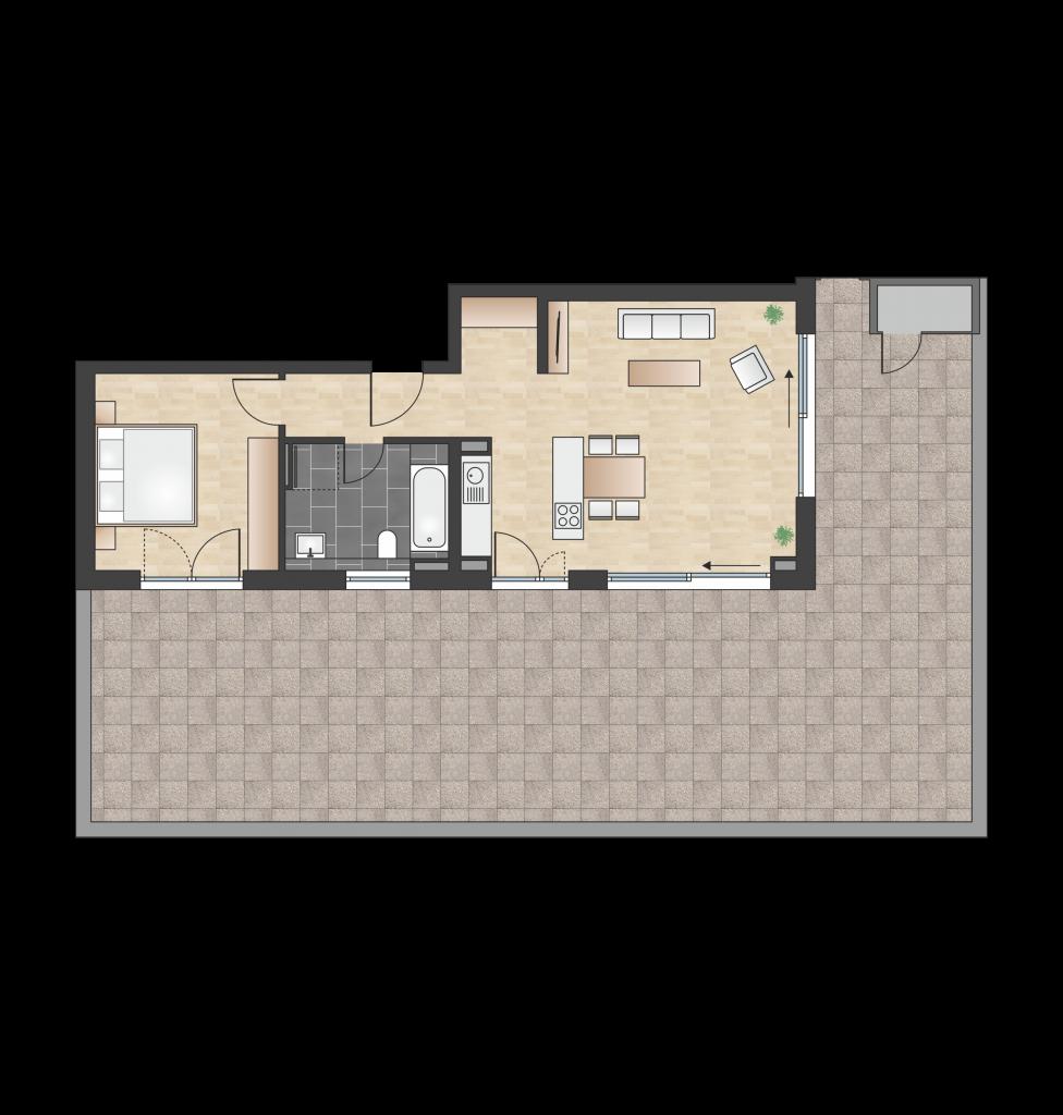 W 4.3.5 mit 107,10 m²| Preis 630.600 EUR